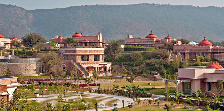 Tree of Life resorts and Spa, Jaipur