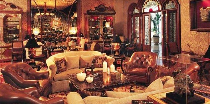 Leela Palace Bangalore Tsi Luxury Holidays