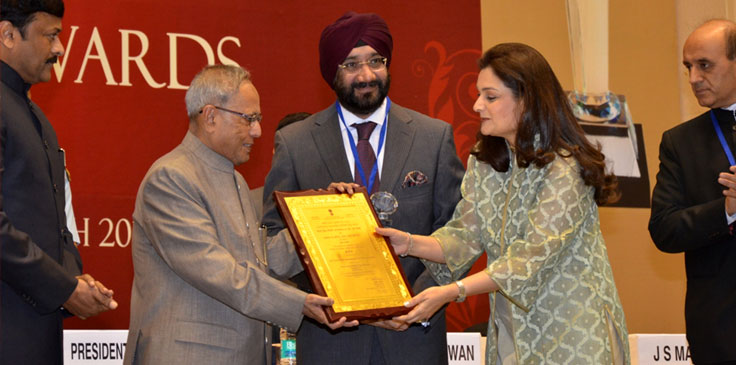 National Tourism Award 2011-12
